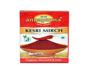 Kesri Mirch