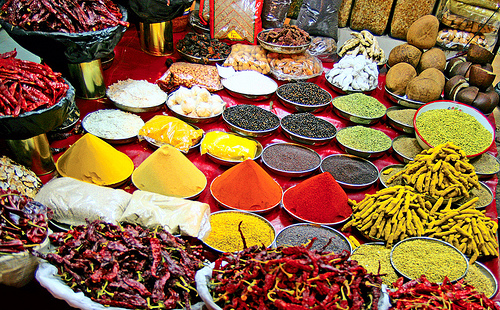 Marketing or Sales of Various Indian Spices
