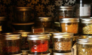 Spices don't need preservation