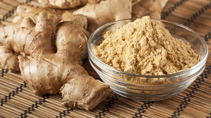 How is Ginger helpful in Health Improvement ?